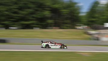 Burtin Racing Puts Up Solid Effort at Lime Rock