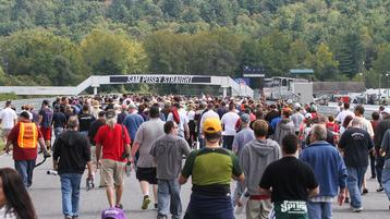 Lime Rock's 'Road to 60' underway