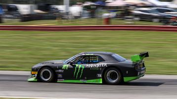 Monster Energy Joins Trans Am Fray With Boris Said