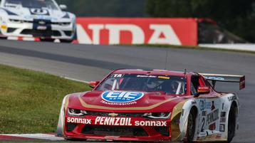 Loshak and Matos Lead Practice Sessions as Mid-Ohio Weekend Commences