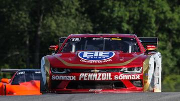 Burtin Racing Doubles Up For Mid Ohio Trans Am