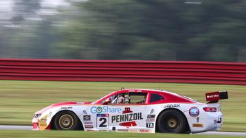 Loshak and Matos Top Trans Am Friday Practice