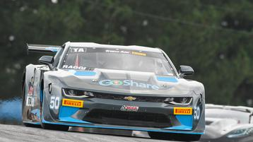 Andy Lally to join Burtin Racing at Watkins Glen Trans Am