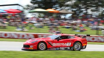 Trans Am Arrives at Mid-Ohio for FirstEnergy Races