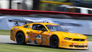 Quine Returns to Trans Am and Lime Rock  with Dayton Logistics as new sponsor