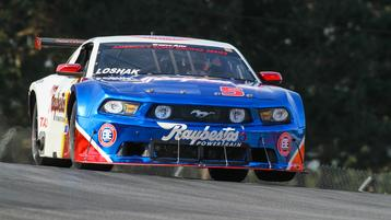 Loshak leads the way for TA2, Ebben sets the pace in TA as Mid-Ohio weekend begins