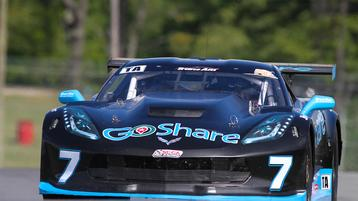 Burtin Racing Bound for Road America Trans Am Weekend