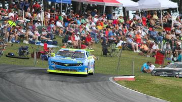 Archer and Andretti's top 10 battle at Mid-Ohio ends with unfortunate results