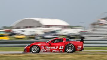 Ruman Aims to Remain Undefeated at NJMP Thunderbolt Track in Round 4 of Trans Am Championship