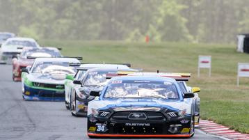Tony Buffomante showcases endurance in TA2 victory at NJMP