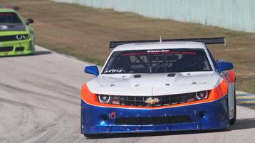 Hometown drivers set the pace in first practice at Homestead