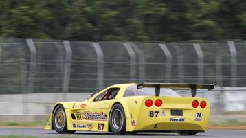 Trans Am takes advantage of final opportunity for practice at BIR