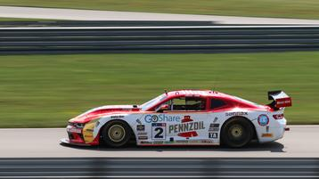 Lawrence Loshak Secures Inaugural Trans Am Pitt Pole