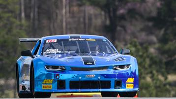 Loshak, Goikhberg and, Pierce Lead Trans Am Qualifying at Road Atlanta