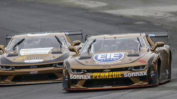 LOSHAK BEATS RAIN AND COMPETITION IN INTENSE TRANS AM RACE AT ROAD ATLANTA