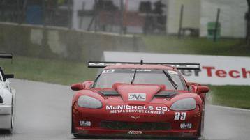 Rain Dampens Ruman's Race at Road America – Brings Home 7th in TA