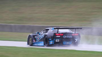 Challenging Weekend for GoShare Corvette at Road America
