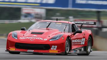 Ruman Prepared for Detroit Street Battle in 3-Dimensional Motor City 100