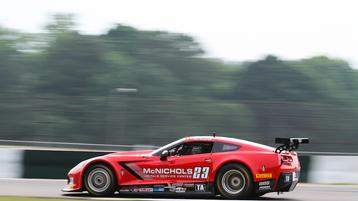 Ruman back on Podium at Road Atlanta