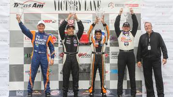 TRIPLE SHOT SHOWDOWN COMES TO CLOSE AT ROAD AMERICA
