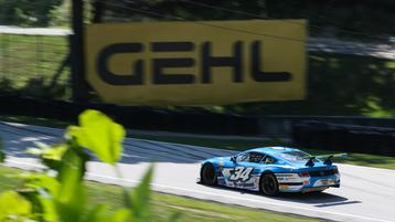 Buffomante and Pintaric open Road America weekend atop Trans Am charts