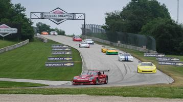 Fix eyes repeat, Ruman, redemption at Road America