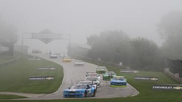MCRE weathers Road America storm