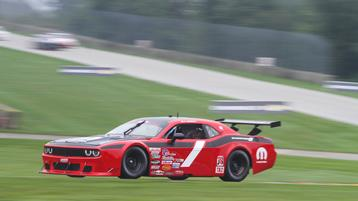 Special Awards for Howe Drivers at Road America