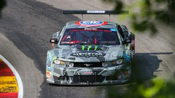 Vaughn Gittin, Jr. picks MCRE platform for Road America