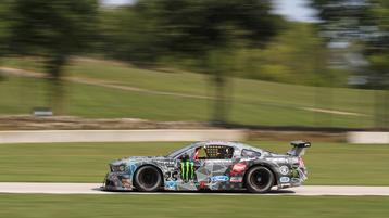 Keeping it straight - Formula Drift Champion Vaughn Gittin Jr. Takes on Trans Am