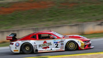 Burtin Racing Showcases Axalta's 2018 Automotive Color of the Year-StarLite in SCCA Pro Racing Trans Am