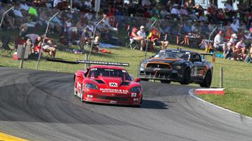 Adversity Continues to Plague Ruman at Mid-Ohio – Finishes 10th