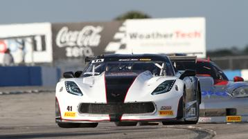 Trans Am Series Announces 65-car Entry for Indianapolis Motor Speedway Debut