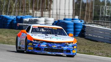 Robinson Racing duo leads TA2 Practice 2, Ernie Francis, Jr.,  sets the pace for TA at Sebring