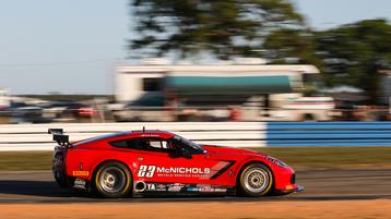Disappointing Start to the 2018 Trans Am Season for Ruman at Sebring