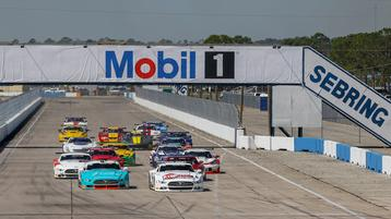 Trans Am Series presented by Pirelli Takes 61-Car Entry to 2019 Season Opener at Sebring