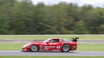 Ruman Back on Podium with a 3rd at VIRginia International Raceway