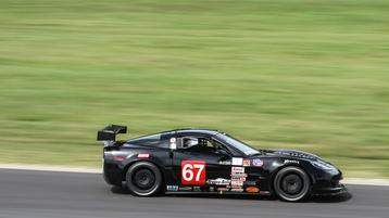 Berkeley back on top at VIR