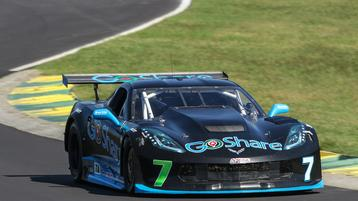 GoShare Corvette Race Report from Virginia International Raceway