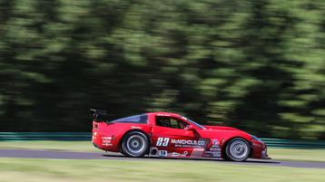 Ruman Sustains Championship Points Lead Despite 11th Place Finish at VIR