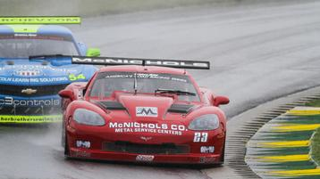 Rain Factor Hampers Ruman from Top Step at Trans Am VIR