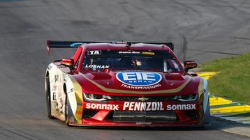 Championship-Chasing Loshak Seeks Hat Trick for Burtin Racing and Drissi Debuts The Grinch Chevrolet Camaro