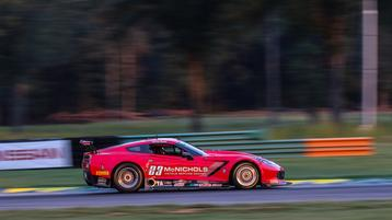 Ruman Grabs Another 4th Place Finish at VIR Trans Am