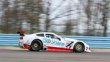 Burtin and GoShare Ready for Detroit Double-Header