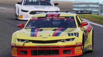 Matos Takes Trans Am TA2 Pole at Watkins Glen
