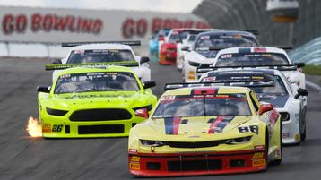 Matos Keeps Trans Am Championship Hopes Alive at Watkins Glen