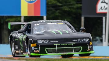 Boris Said Opens Up Watkins Glen Weekend Atop Practice Charts
