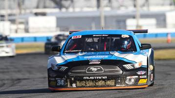 Tony Buffomante named TA2 Trans Am Champion, Shane Lewis victorious in finale at Daytona