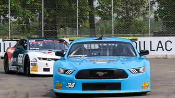EXPERIENCE AND STRATEGY KEY TO BUFFOMANTE'S RUN TO TRANS AM POLE