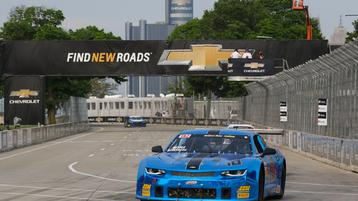 Goikhberg Wins Trans Am Opener in Detroit